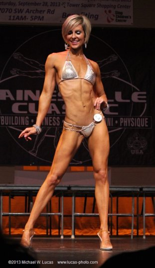 2013 Gainesville Classic women's competitor