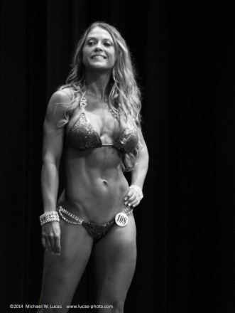 2014 Florida State bodybuilding competitor