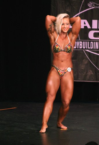 2015 Gainesville womens physique competitor